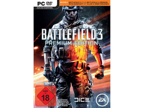 Battlefield 3 – Premium Edition ©Electronic Arts