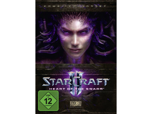 Star Craft 2 – Heart of the Swarm ©Blizzard Activision
