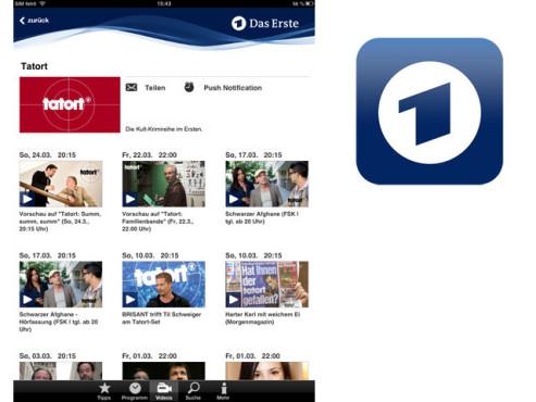 Das Erste ©Erstes Deutsches Fernsehen