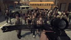 Actionspiel The Walking Dead – Survival Instinct: Visier©Activision Blizzard