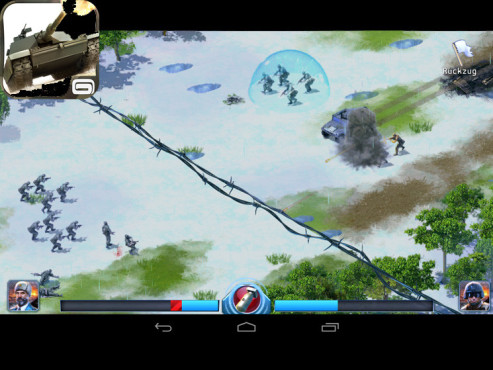 World at Arms © Gameloft