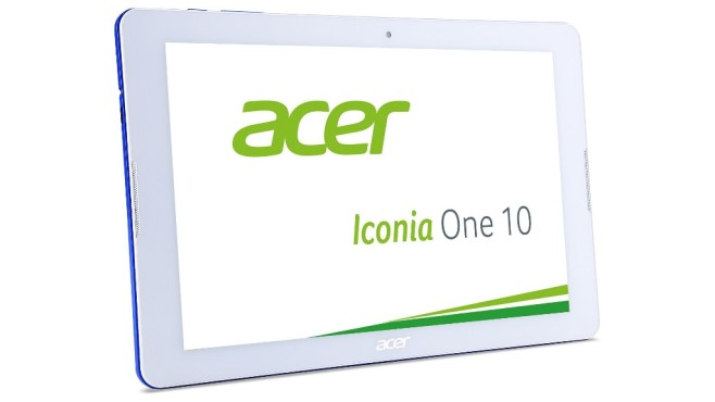 Acer Iconia One 10 B3-A20 ©Acer