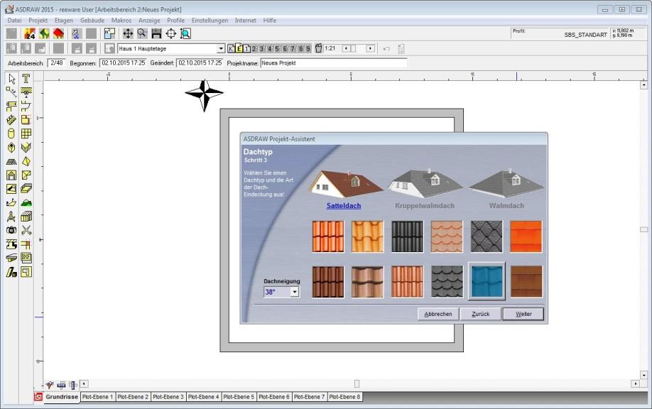Screenshot 6   3DWohnraumplaner CAD