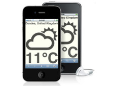 Web-App World Weather©Apple