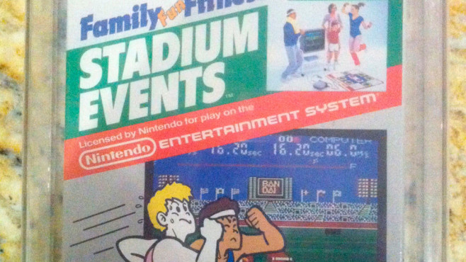 Stadium Events © Bandai, ebay.com