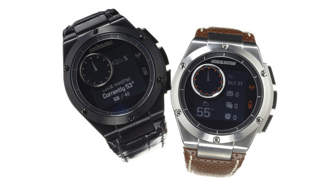 HP Smartwatch © Hewlett-Packard