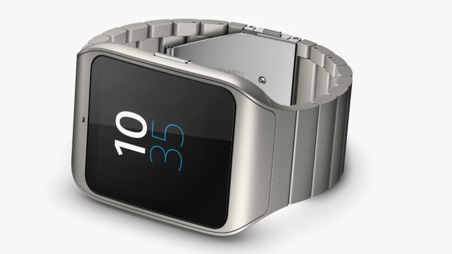Sony SmartWatch 3 Steel Edition © Sony