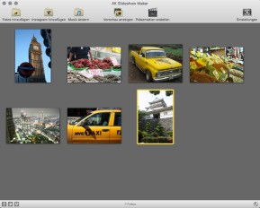 4K Slideshow Maker (Mac)