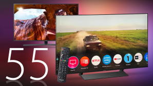 55-Zoll-Fernseher im Test©Sony, Panasonic, COMPUTER BILD