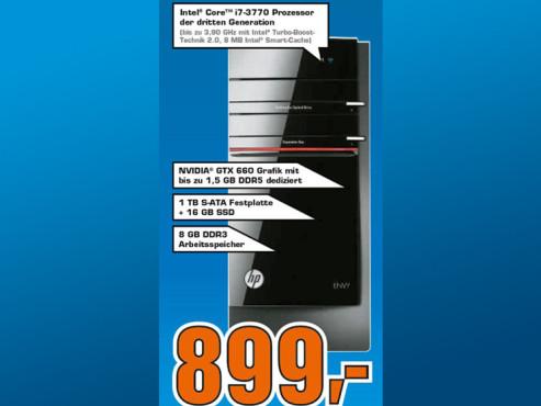 Hewlett-Packard HP Envy H8-1510EG ©Saturn