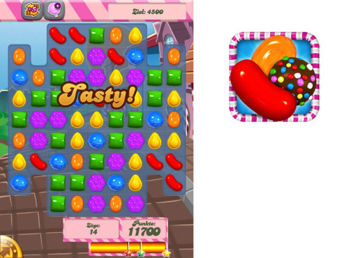 Candy Crush Saga © King.com Limited
