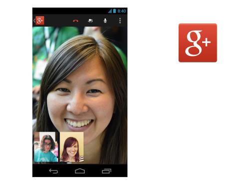 Google+ ©Google