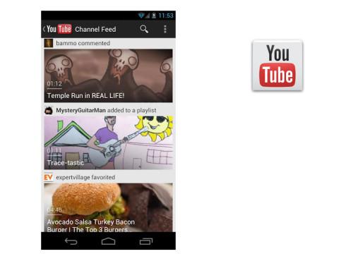 Youtube (Google) ©Google