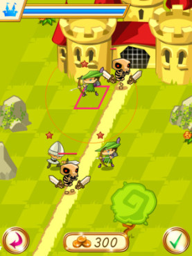 Fantasy Kingdom Defense ©Tequila Mobile