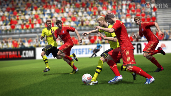 Fußballspiel Fifa 14: Feature © Electronic Arts