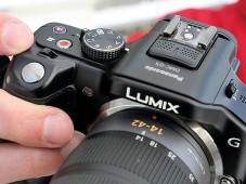 Panasonic Lumix DMC-G5©COMPUTER BILD
