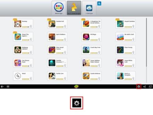 Bluestack App Player einrichten ©COMPUTER BILD