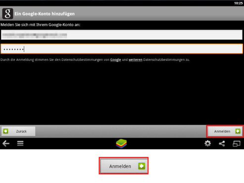 Bluestacks App Player einrichten © COMPUTER BILD