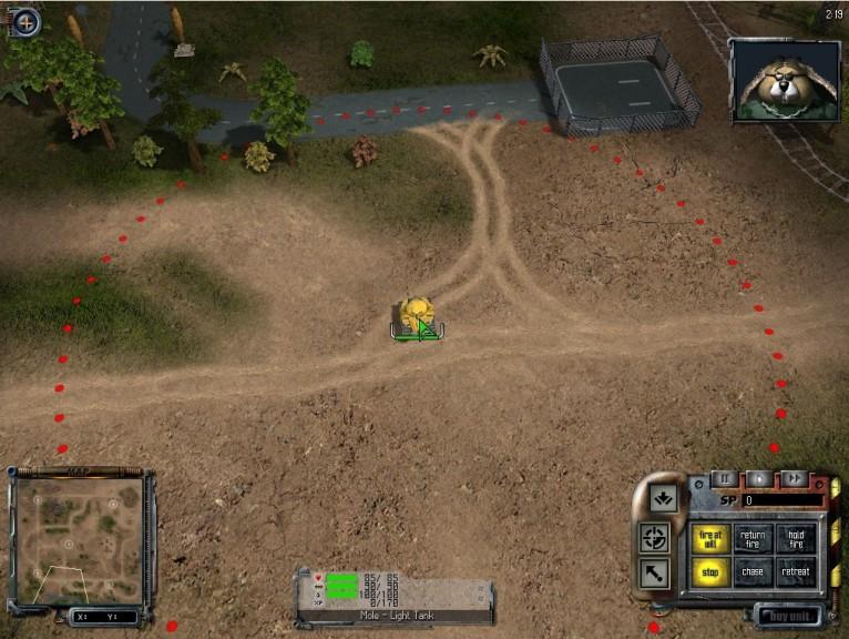 Screenshot 1 - S.W.I.N.E.