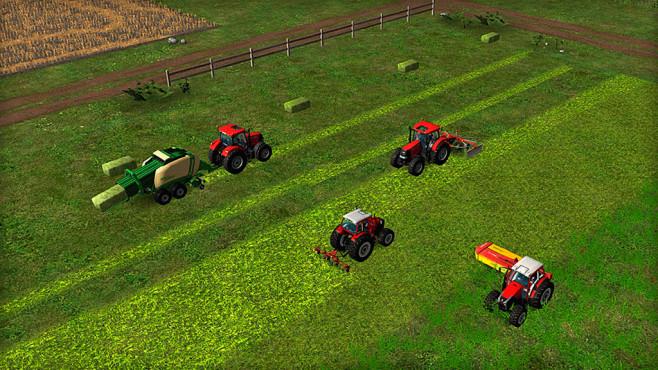 Landwirtschafts-Simulator 2014 ©Astragon