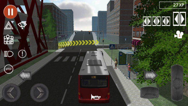 Public Transport Simulator ©SkisoSoft