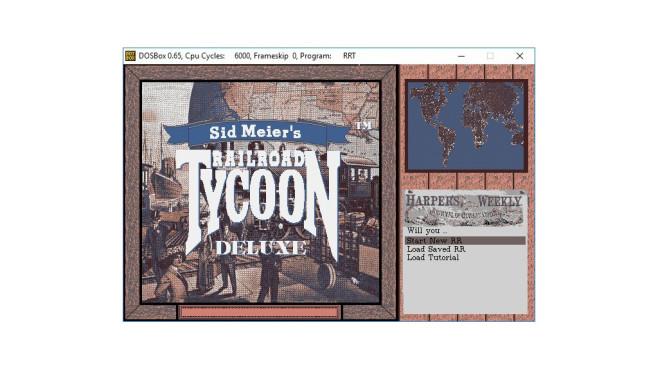 Railroad Tycoon Deluxe ©2K