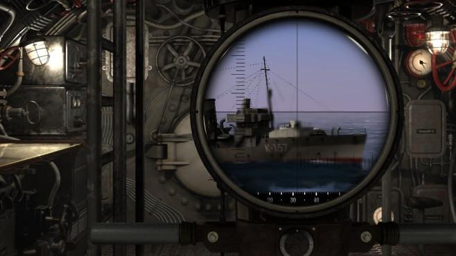 Simulation Danger from the Deep ©Dangerdeep