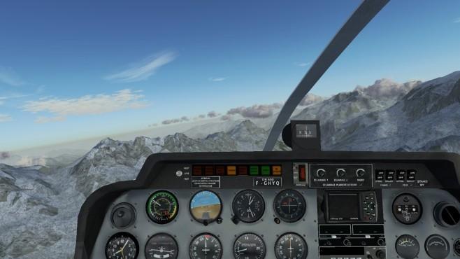 Simulation FlightGear ©Curtis Olson