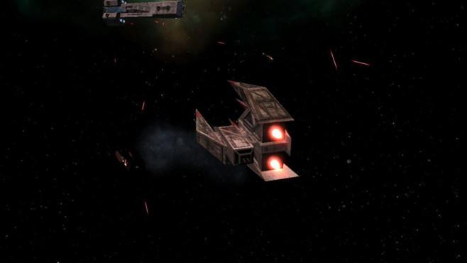 Wing Commander Saga – The Darkest Dawn ©Wing Commander Saga