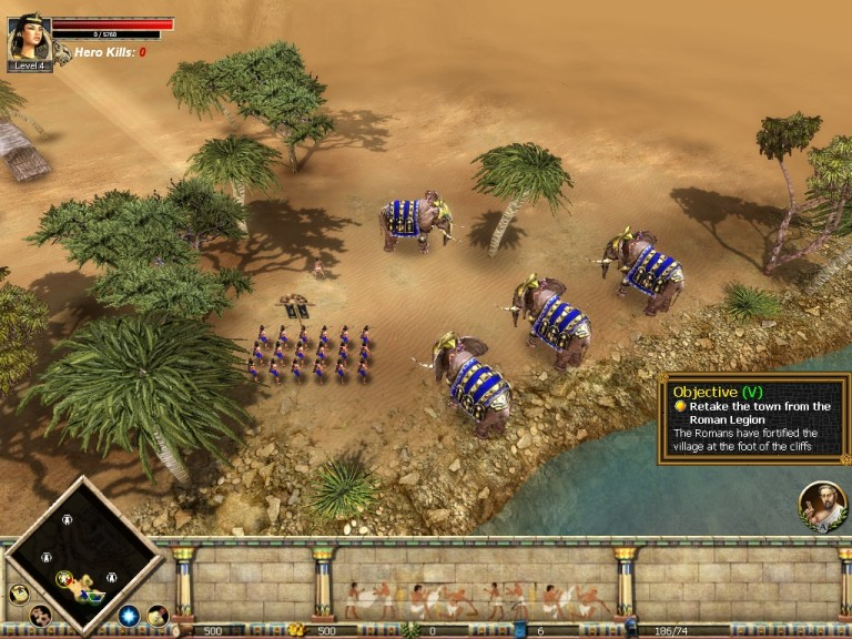 Screenshot 1 - Rise & Fall: Civilizations at War