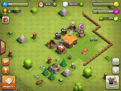 Tipps Und Tricks Zu Clash Of Clans Bilder Screenshots