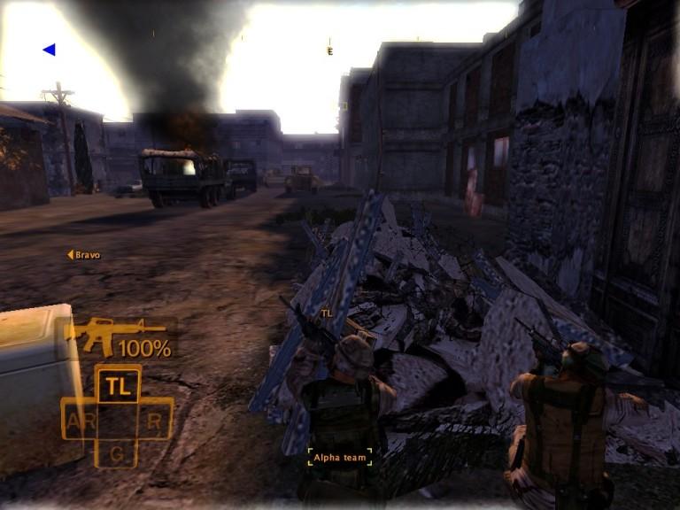 Screenshot 1 - Full Spectrum Warrior