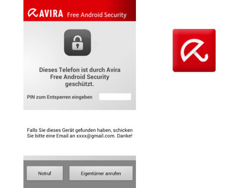 Avira Free Android Security © Avira