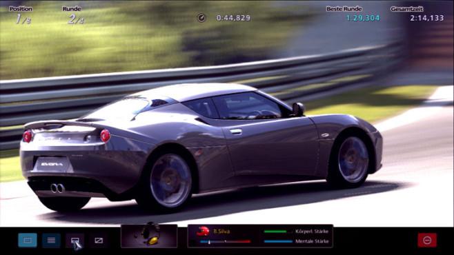 Gran Turismo 5: B-Spec ©Sony