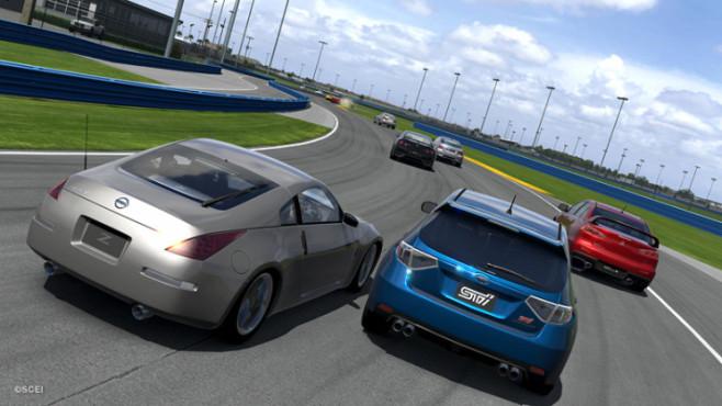 Rennspiel Gran Turismo 5: Nissan ©Sony