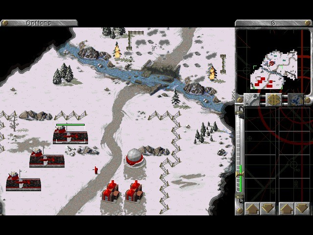 Screenshot 1 - Command & Conquer: Alarmstufe Rot