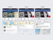 Für unterwegs: Facebook gestaltet mobile Seiten neu Aufgeräumte Ansicht: Die neuen mobilen Seiten bieten Facebook-Nutzern eine bessere Übersicht.©Facebook Studio