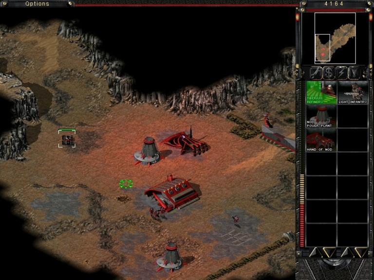 Screenshot 1 - Command & Conquer: Tiberian Sun