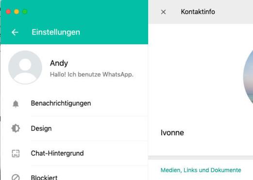 WhatsApp Web Benachrichtigungen©COMPUTER BILD