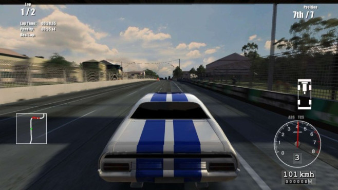 Rennspiel Driving Speed 2 © WheelSpin Studios