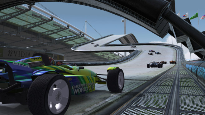Rennspiel TrackMania Nations Forever © Nadeo