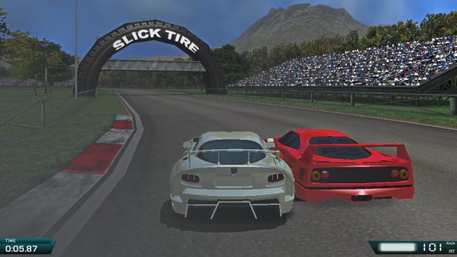 Speed Rally Pro ©Madalin Games
