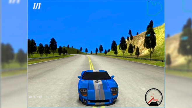 X Speed Race © Mandalin Games