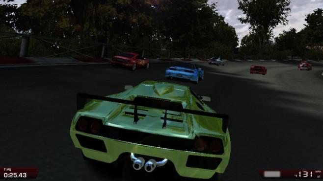 X Speed Race Shift ©Madalin Games