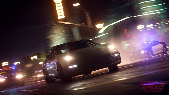 Need for Speed Payback © EA