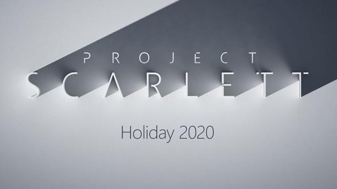 Project Scarlett©Microsoft