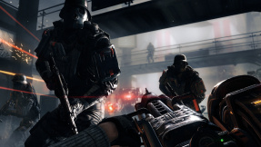 Wolfenstein � The New Order: Soldat © Bethesda Softworks
