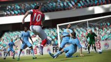 Fußballspiel Fifa 13: Torschuss©Electronic Arts