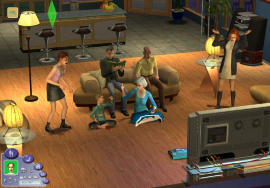 Die Sims 2 ©Electronic Arts