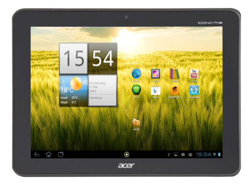Acer Iconia Tab A200 ©Acer